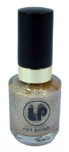 Laura Paige Diamond Glitter Nail Polish - Silk